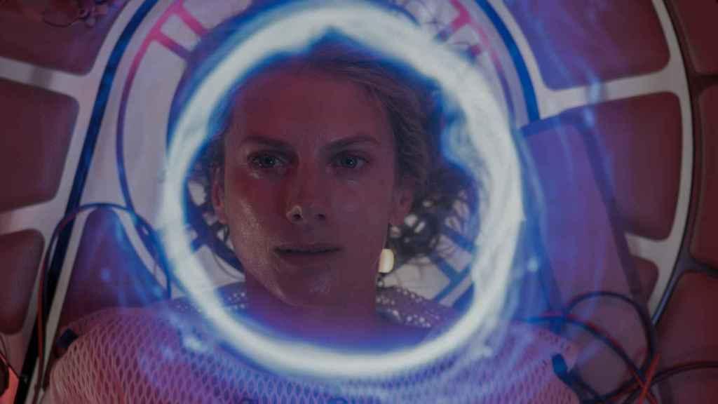 Melanie Laurent es la protagonista de 'Oxígeno'.
