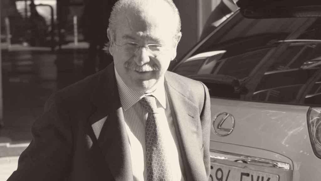 El expresidente de Sacyr, Luis del Rivero.
