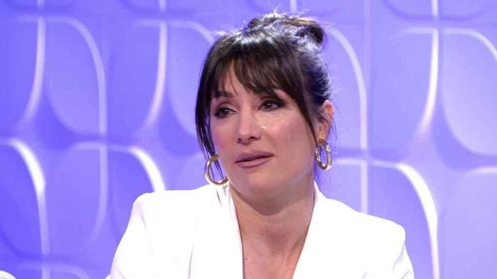 Nagore apareció por última vez en la despedida de 'Mujeres y Hombres y Viceversa'.