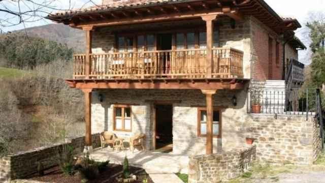 casa rural alojamiento castilla y leon 1