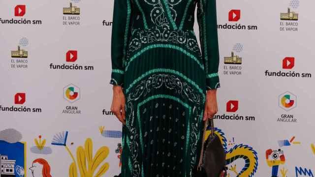 Letizia, en la entrega de los Premios SM El Barco de Vapor y Gran Angular.
