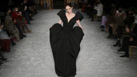 La modelo Coco Rocha en Nueva York.