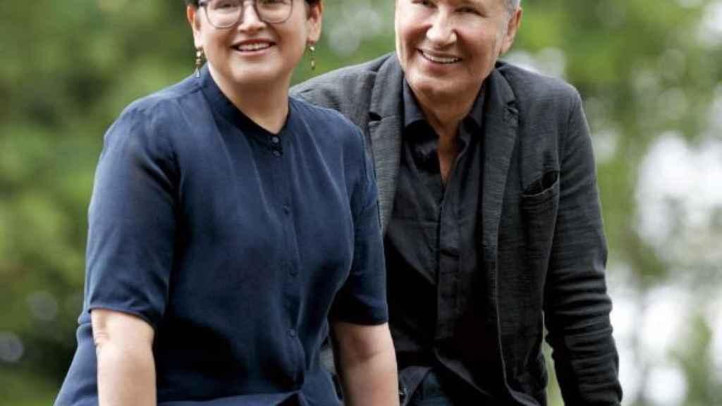 Alina Roytberg y Lev Glazman.