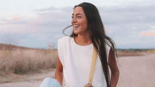 Ana Iglesias, en una imagen compartida en su perfil de Instagram.