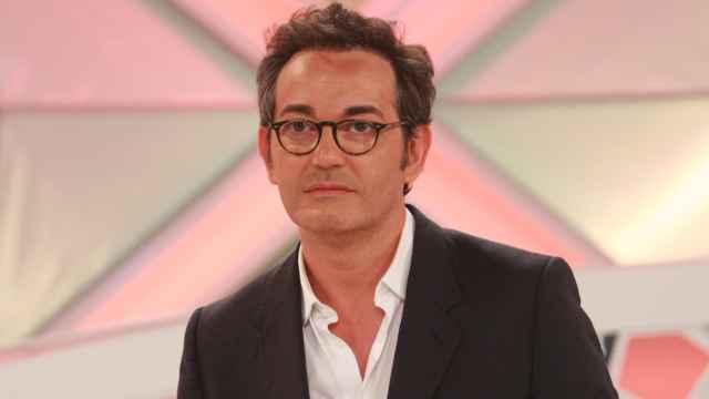 El periodista Santi Villas.