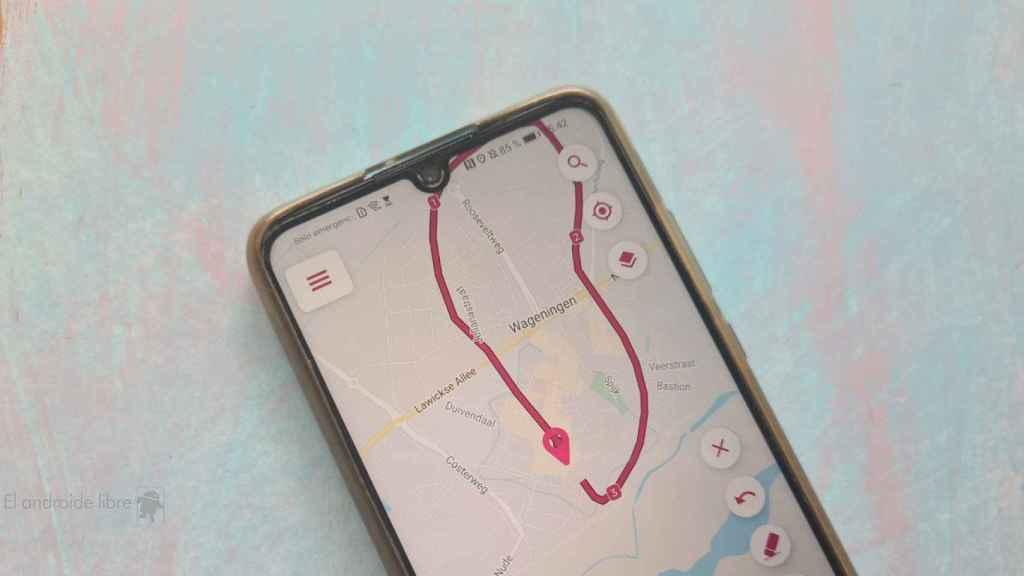 Just Draw It!: una app perfecta para calcular distancias o planear rutas