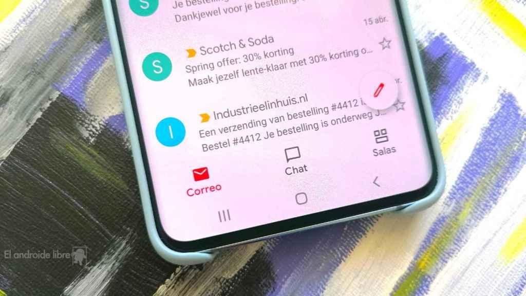 Qué son y para qué sirven los estados en Gmail para Android