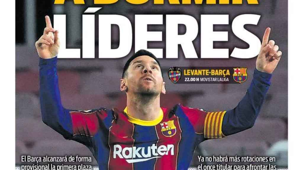 Portada Sport (11/05/21)