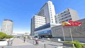 Hospital La Paz de Madrid. Imagen de archivo