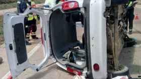 Imagen del vehículo. Foto: CPEIS