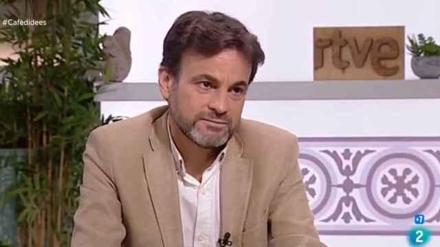 El presidente de Unidas Podemos y En Comú en el Congreso de los Diputados, Jaume Asens.