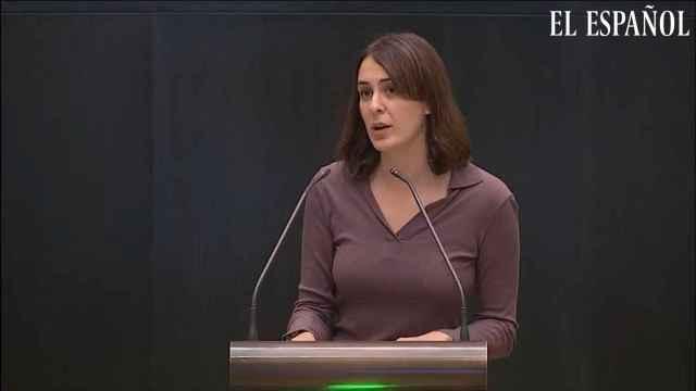 Más Madrid apoya la medalla a Ana Botella: PSOE y Vox, los únicos fuera del consenso