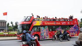Autobús de City Sightseeing.