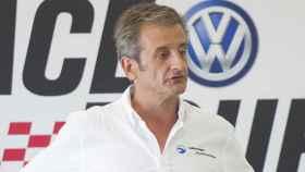 Luis Moya, embajador de Volkswagen.