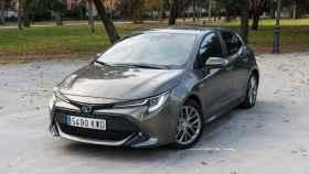 El Toyota Corolla es uno de los híbridos más vendidos.
