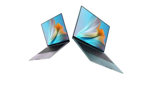 MateBook X Pro 2021.