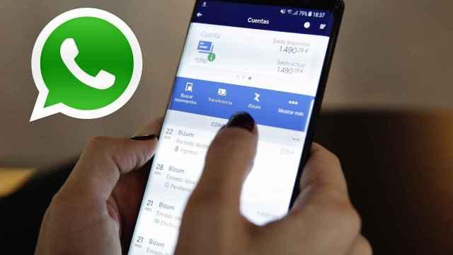 Ya se pueden mandar un Bizum por WhatsApp.