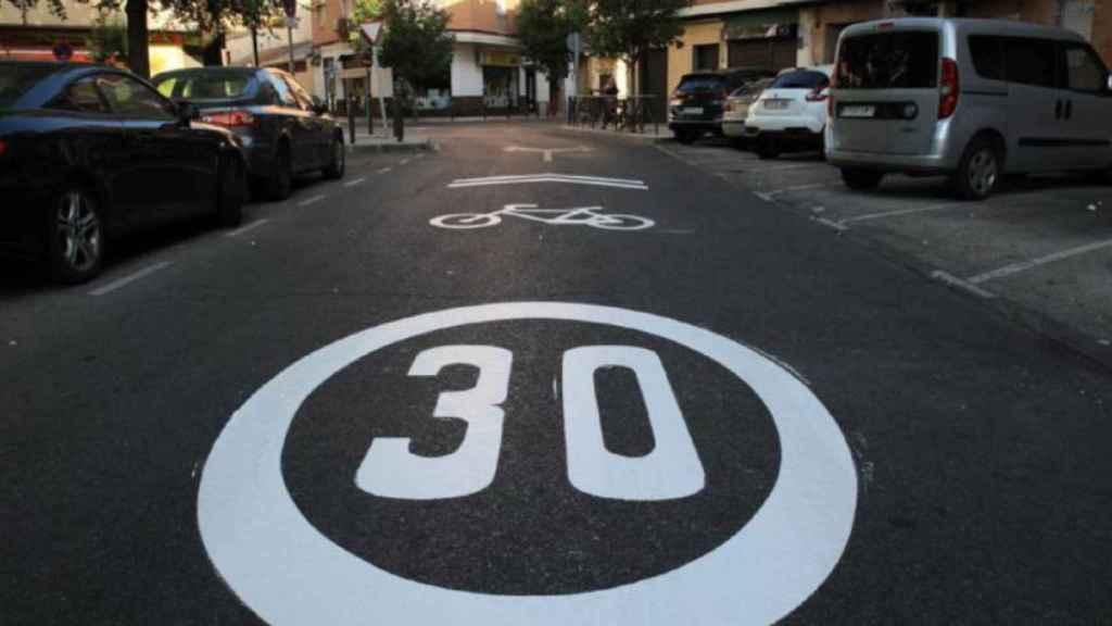 Nuevos límites de velocidad.