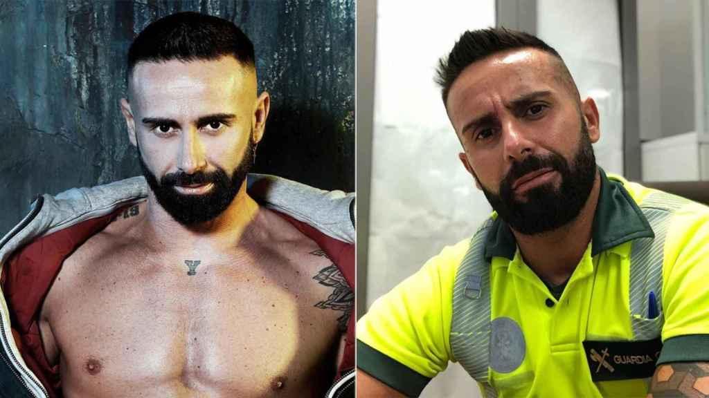 José Pedro se presenta a Mister Gay Pride España.