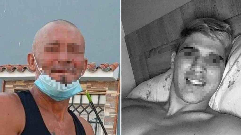 Ángel A., de 51 años, y Sergio R., de 19 años, murieron ahogados frente a las costas de Cádiz el pasado lunes.