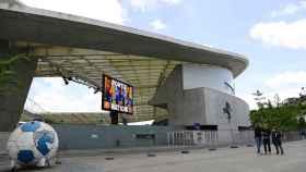 General views of Estadio do Dragao