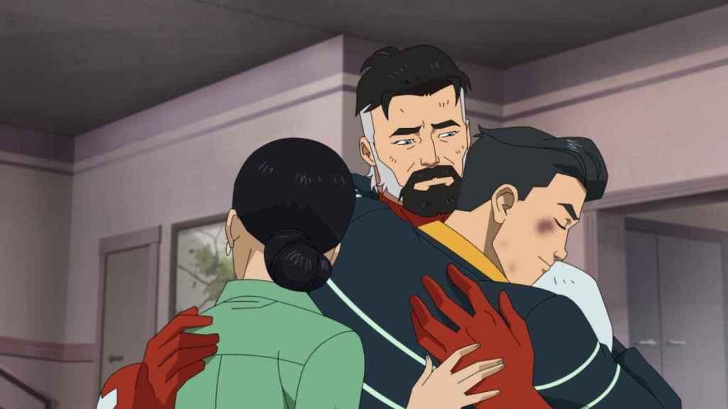 'Invencible' esconde un potente drama familiar.