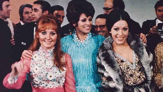 Imagen del Festival de Eurovisión de 1969