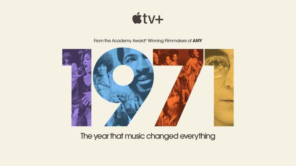 '1971: El año en el que la música lo cambió todo'