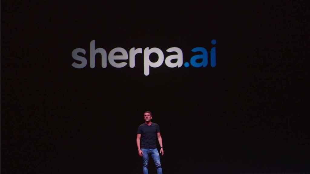 Xabi Uribe-Etxebarria, fundador y CEO de Sherpa.ai.