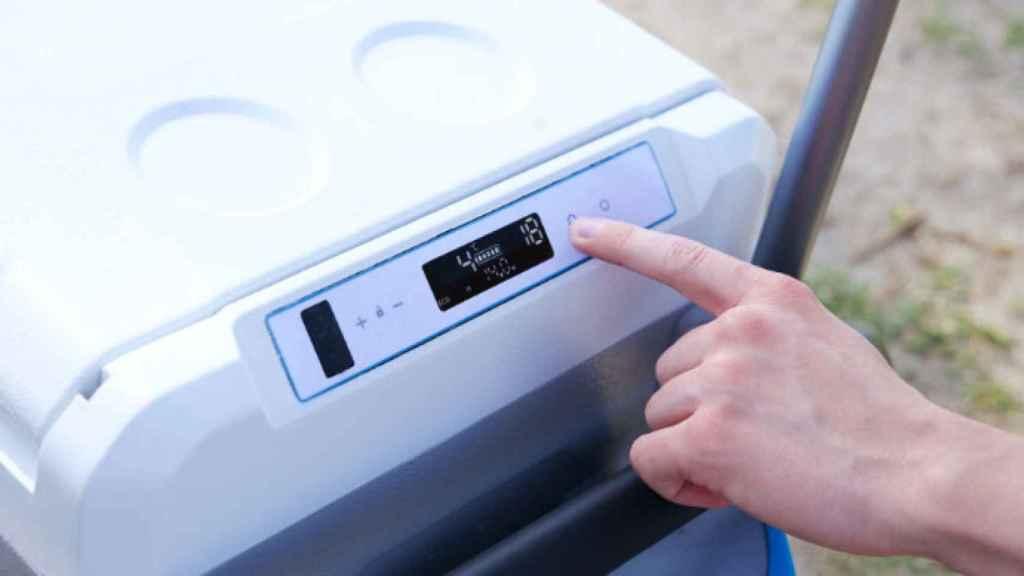 Selector de temperatura
