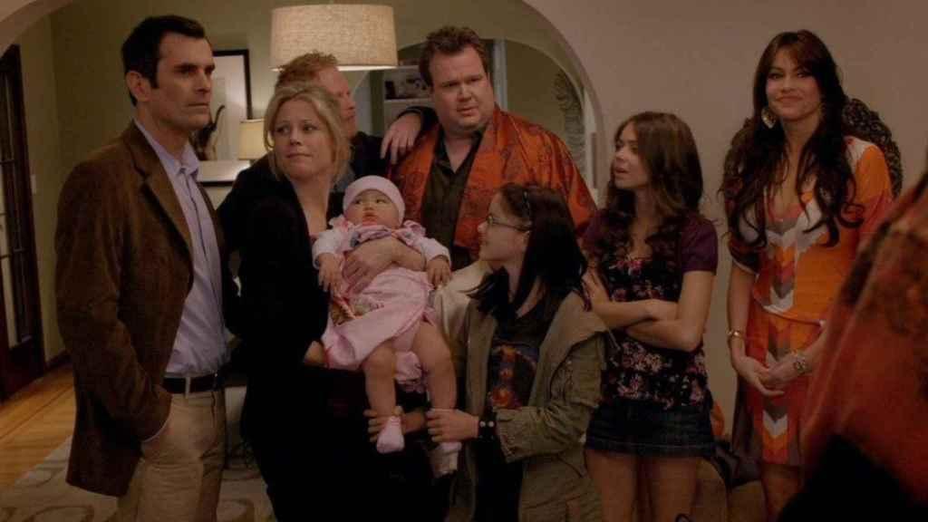 'Modern Family' ('Pilot', 2010)