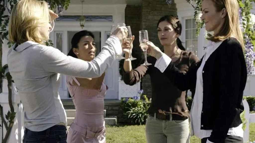 'Mujeres desesperadas' ('Pilot', 2004)