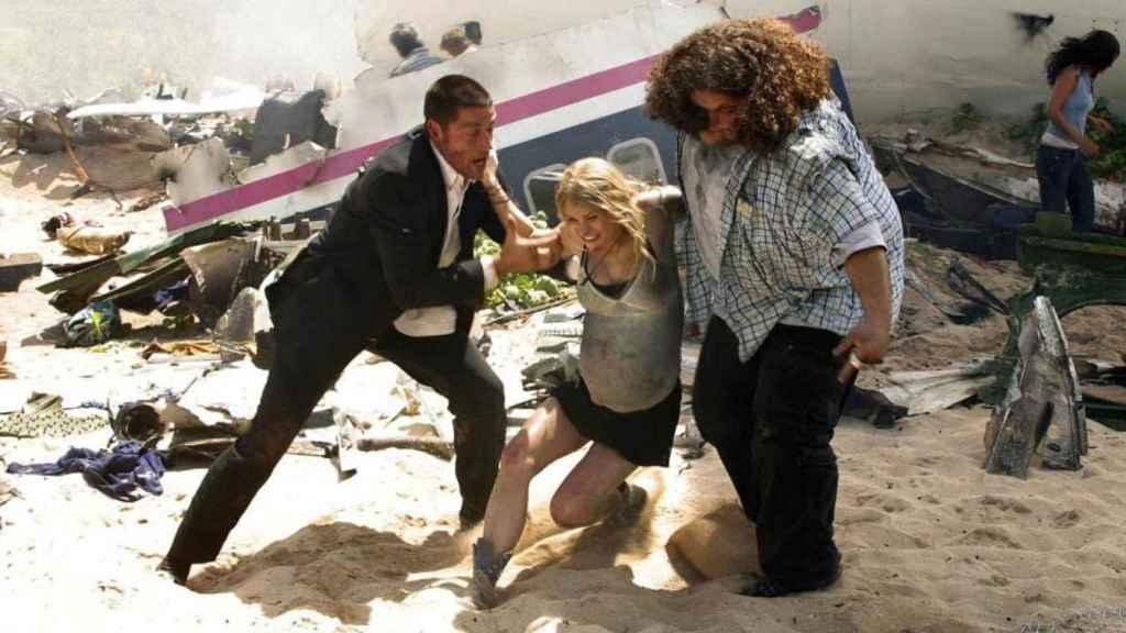 'Perdidos' ('Pilot', 2004)