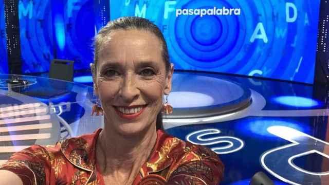 Paola Dominguín en 'Pasapalabra'