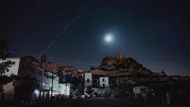 Imagen de la localidad granadina de Montefrío.