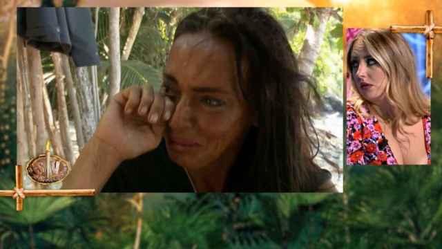 El programa ha editado el vídeo en el que Olga ataca a la exmujer de su marido.