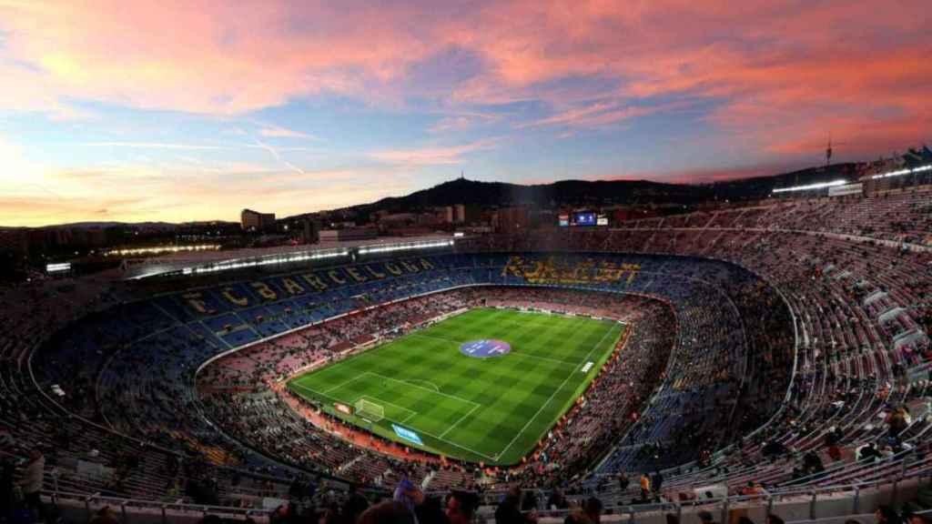 El anuncio del Gobierno permitirá acabar la Liga de fútbol con gente en las gradas.