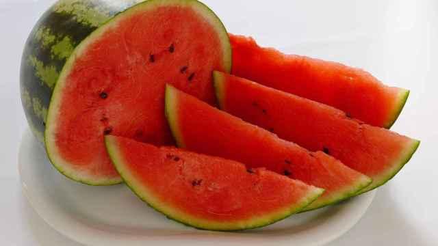 Cómo elegir las mejores sandías del súper, una fruta muy sana y baja en calorías