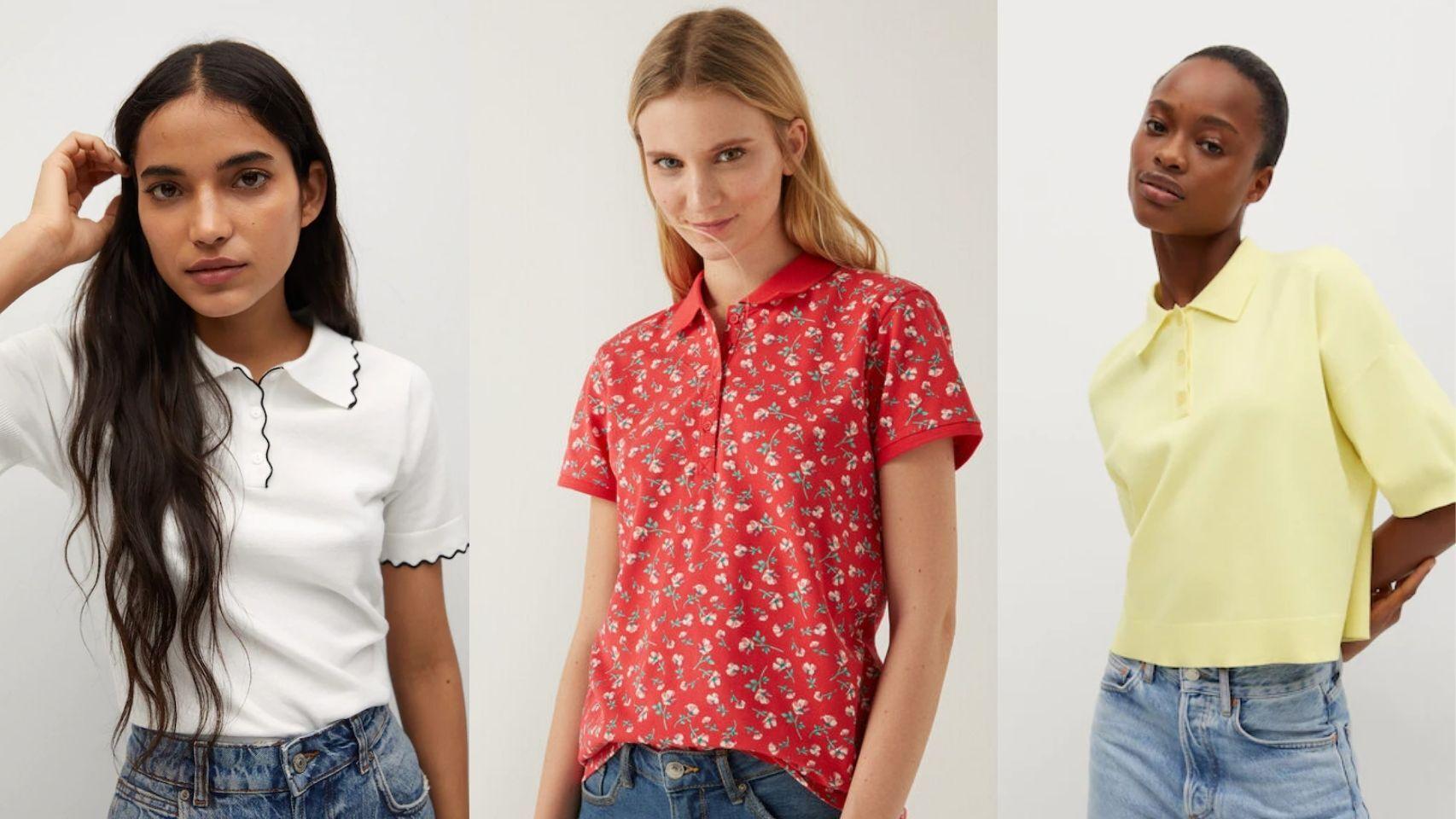 El polo, la prenda más 'unisex' del armario, reinventa todos tus 'looks'.