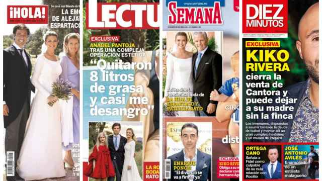 Kiosco rosa: Enrique Ponce desvela en qué punto está la firma de su divorcio