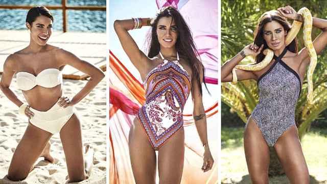 Pilar Rubio vuelve a sorprender como diseñadora y modelo de trajes de baño: así es la colección creada por ella