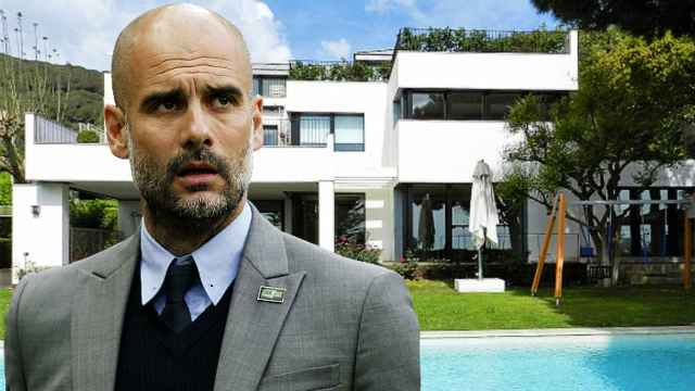Entramos en la impresionante casa que Pep Guardiola ha comprado en Pedralbes