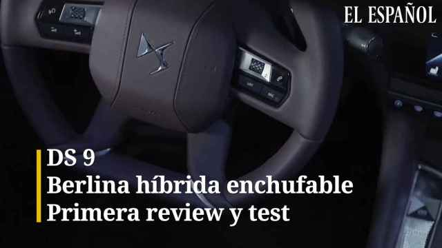 DS 9 | Berlina híbrida enchufable | Primera review y test