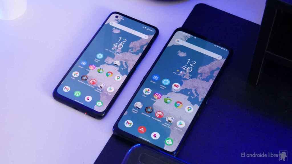 ASUS Zenfone 8 y ASUS ROG Phone 5