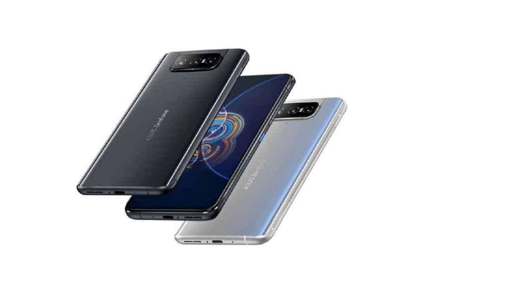 Nuevos ASUS Zenfone 8 y Zenfone 8 Flip: la nueva gama alta de ASUS