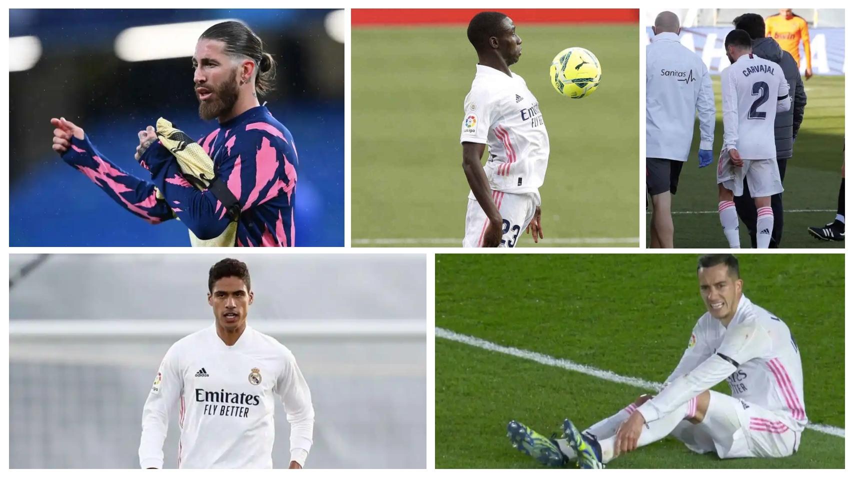 El milagro del Real Madrid con su defensa