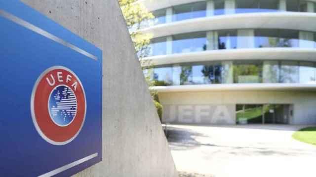 Las instalaciones de la UEFA en Nyon