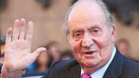 Juan Carlos I, en una imagen de archivo de Europa Press