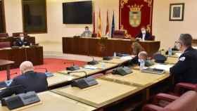 Este miércoles se ha celebrado en Albacete una reunión de la Junta Local de Seguridad