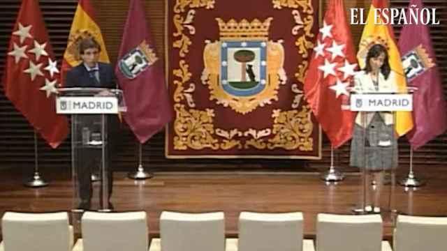 Almeida y la delegada del Gobierno: del se acabó la cordialidad a esto es un cachondeo